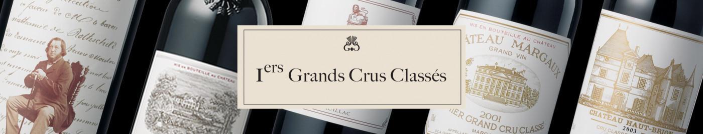 Premiers Grands Crus Classés