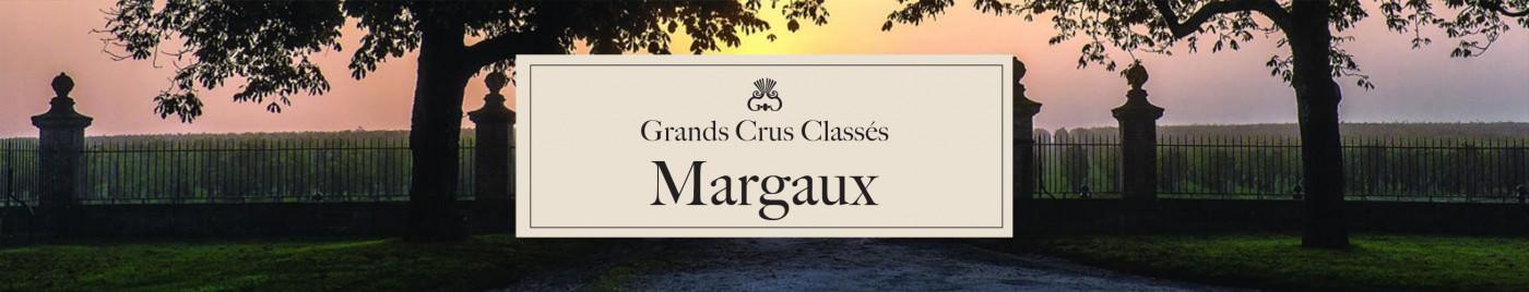 Grands Crus Classés - Appellation Margaux