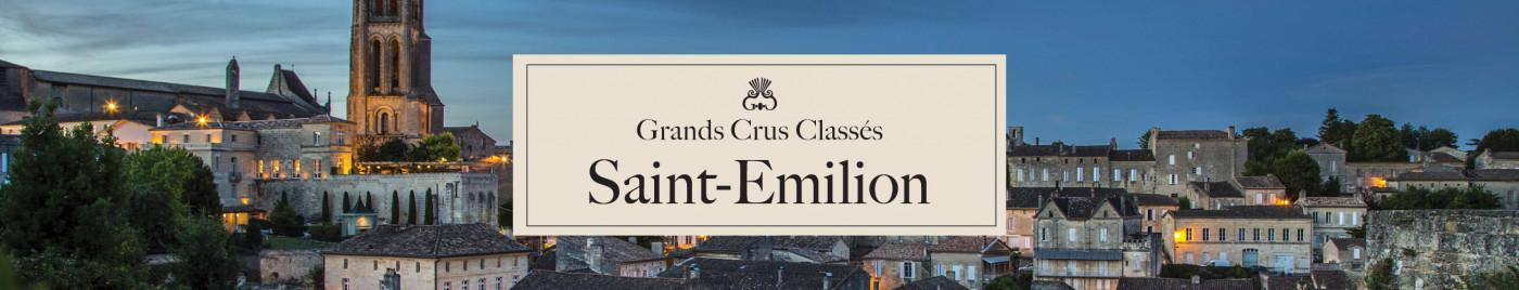 Grands Crus Classés - Appellation Saint-Émilion