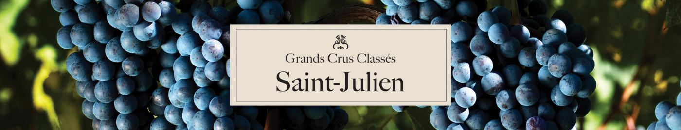 Grands Crus Classés - Appellation Saint-Julien