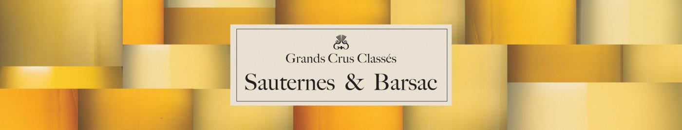 Grands Crus Classés - Appellation Sauternes et Barsac