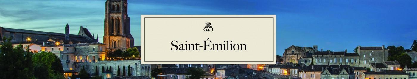 Grands Crus Classés de Saint-Émilion et leurs seconds vins