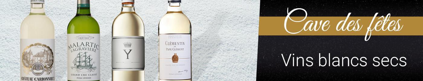 La Cave des Fêtes : vins blancs secs