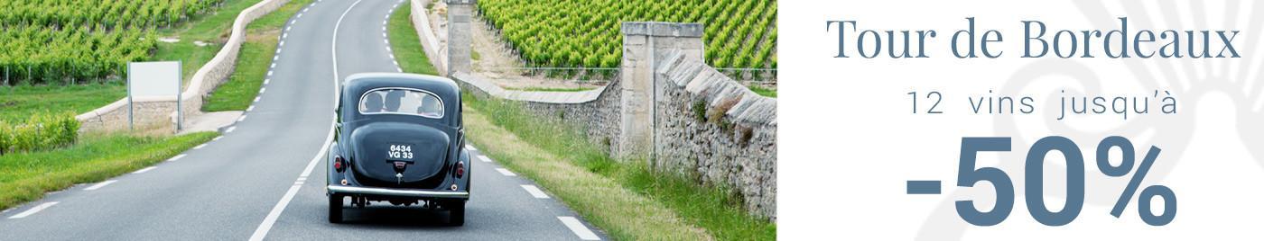 Le tour de Bordeaux en 12 vins