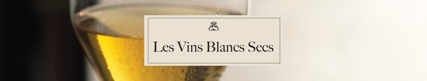 Les vins blancs secs