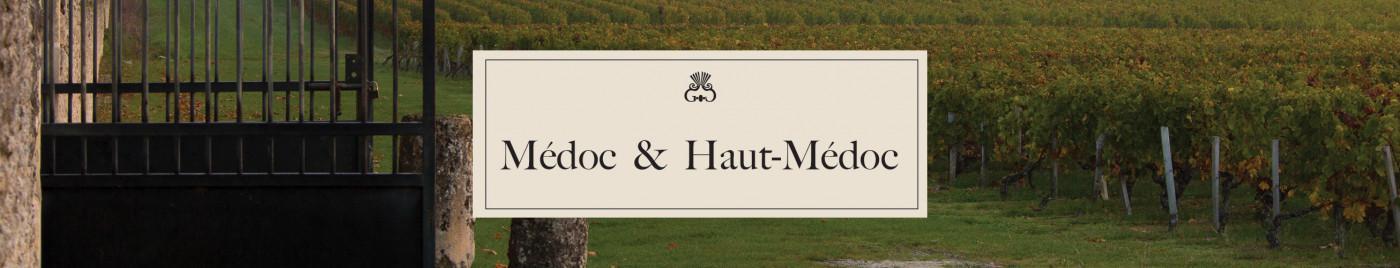 Grands Vins de Bordeaux du Médoc et Haut-Médoc