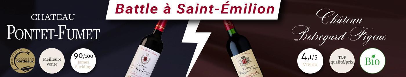 OFFRE FLASH : Battle à Saint-Émilion
