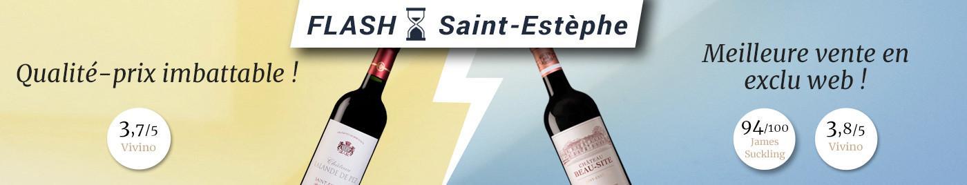 OFFRE FLASH : Battle  à Saint-Estèphe