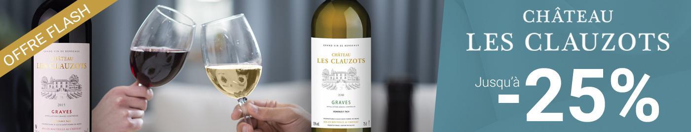 Offre Flash : Château Les Clauzots