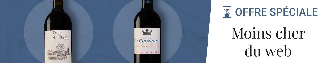 Offre spéciale - Larrieu Terrefort 2014 & La Couronne 2014