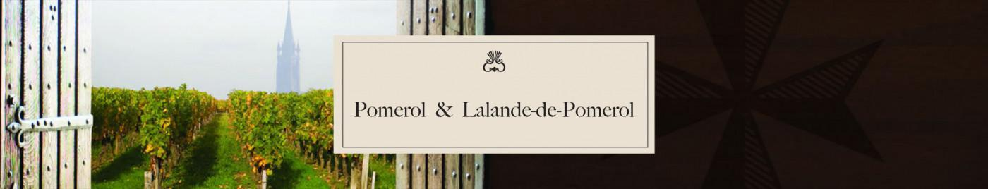 Pomerol et Lalande-de-Pomerol