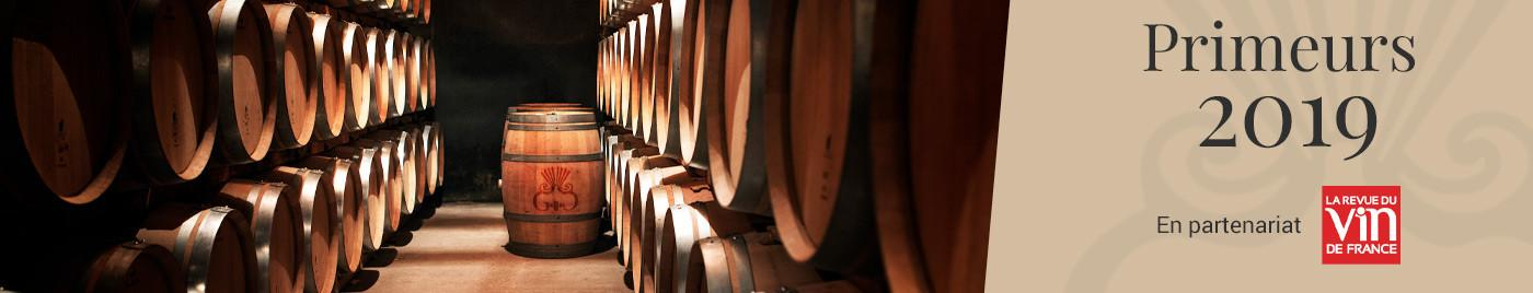 Vins de Bordeaux en Primeurs 2019