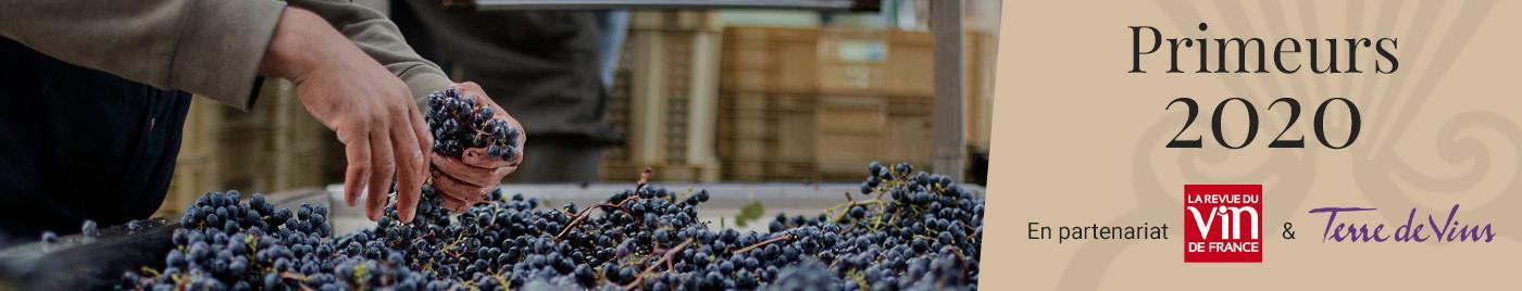 Vins de Bordeaux en Primeurs 2020
