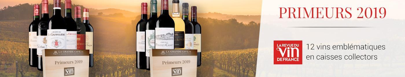 Primeurs 2019 : Caisses exclusives La RVF