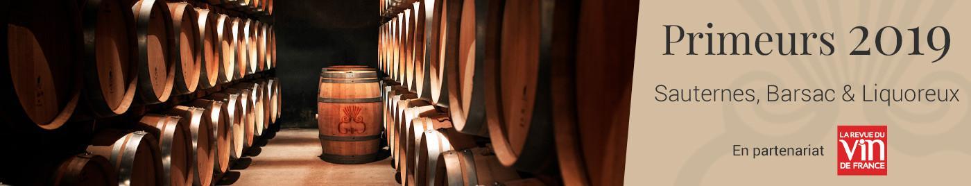 Sauternes, Barsac & liquoreux