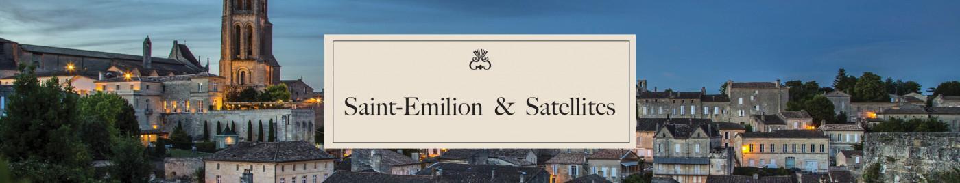 Saint-Émilion & Satellites