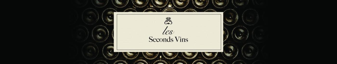 Seconds Vins des grands crus de Bordeaux