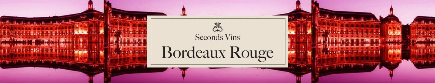 Seconds Vins - Bordeaux Rouge