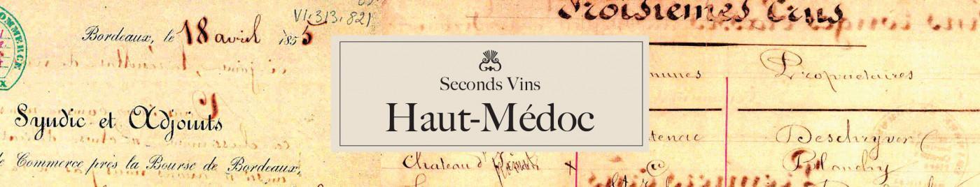 Seconds Vins - Haut-Médoc