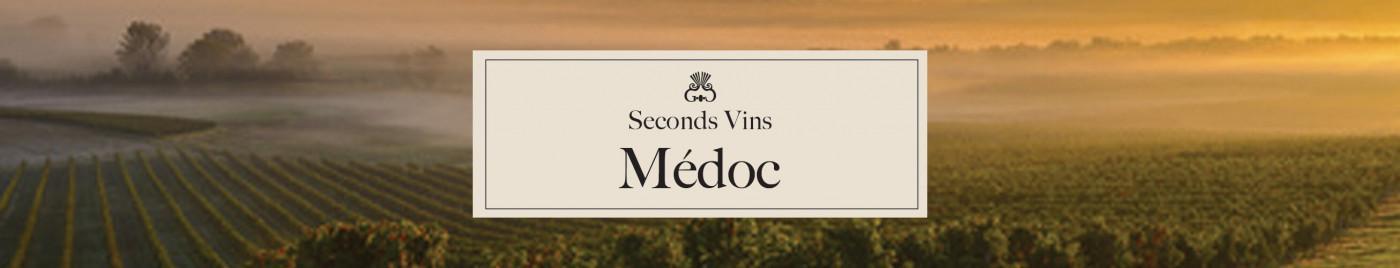 Seconds Vins - Médoc