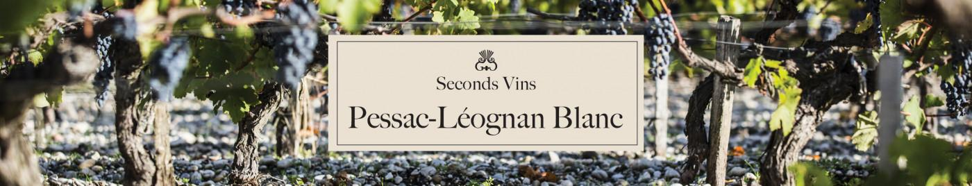 Seconds Vins - Pessac-Léognan Blanc