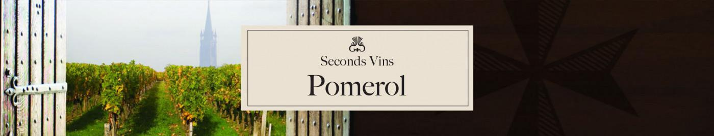 Seconds Vins - Pomerol