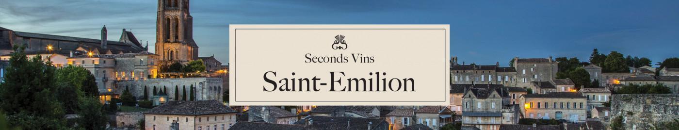 Seconds Vins - Saint-Émilion