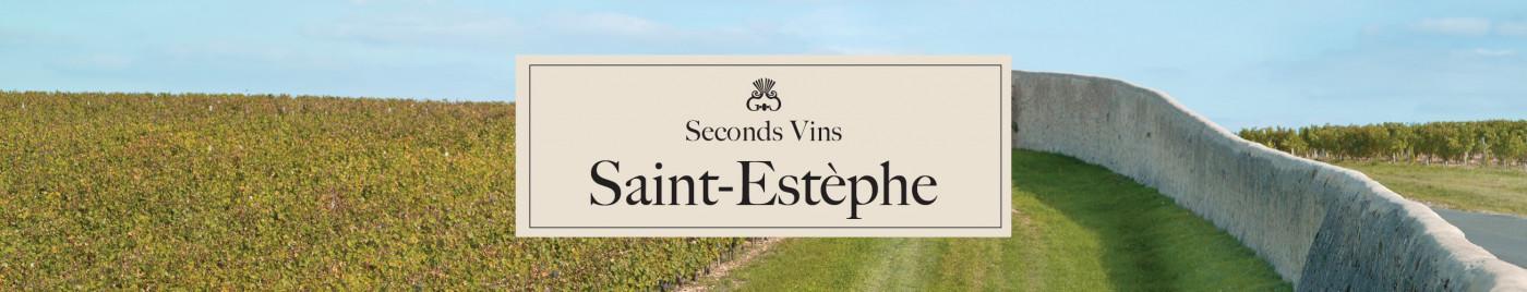 Seconds Vins - Saint-Estèphe