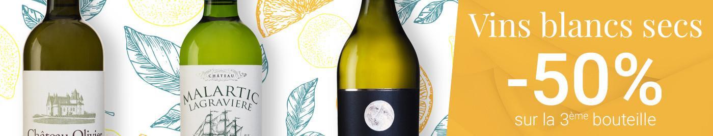 Vin blanc sec de Bordeaux, Graves et Pessac-Léognan