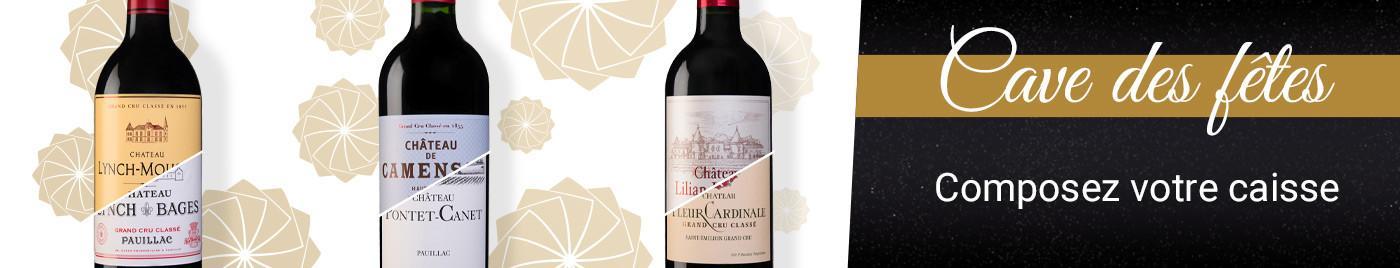 La Cave des Fêtes : les vins à l'unité
