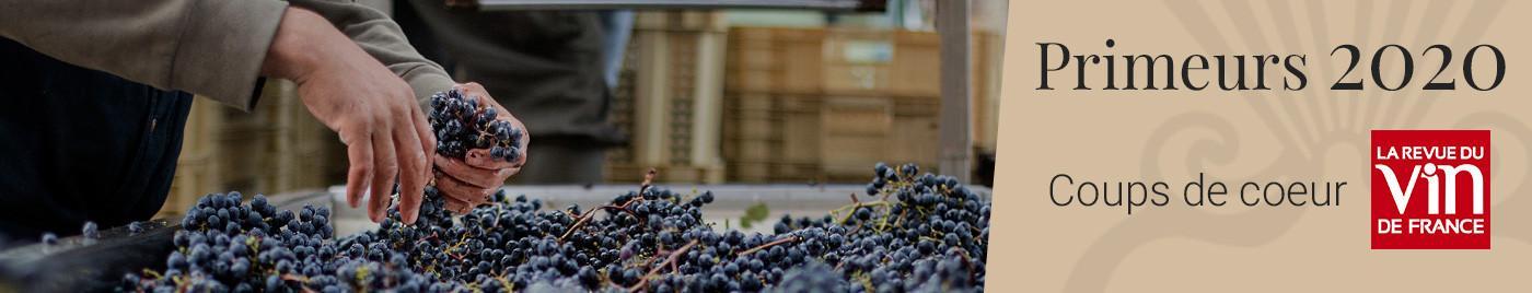 Vins de Bordeaux en Primeurs 2020 | Coups de Coeur du magazine la Revue du Vin de France