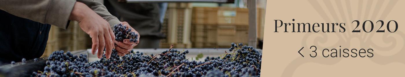 Vins de Bordeaux en Primeurs 2020 | Dernières bouteilles