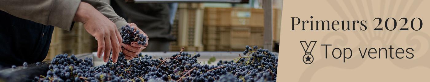 Vins de Bordeaux en Primeurs 2020 | Top Ventes