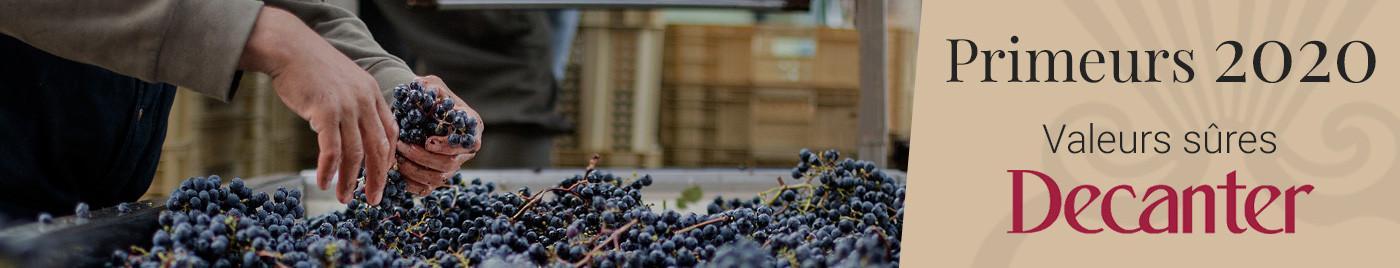 Vins de Bordeaux en Primeurs 2020 | Valeurs sûres du magazine Decanter