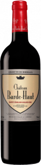 Château Barde-Haut 2019