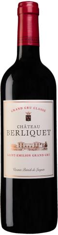 Saint-Emilion Grand Cru Château Berliquet 2014