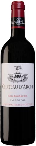 Château D'Arche 2012 Haut-Médoc