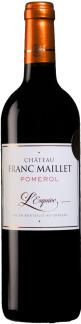 Château Franc Maillet L'esquive 2016