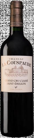 Château La Couspaude rouge 2017 (Saint-Emilion Grand Cru) - La ...