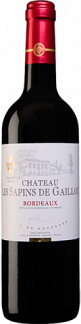 Château les Sapins de Gaillou 2016