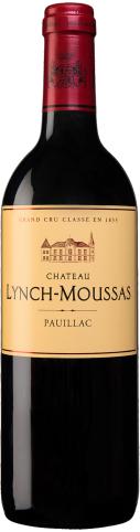 Chateau lynch-moussas 2018