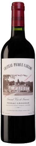 Château Picque Caillou 2015
