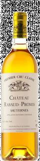 Château Rabaud-Promis 2017