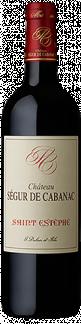 Château Segur de Cabanac 2018