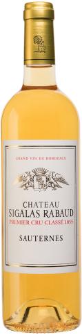 Sauternes Château Sigalas-Rabaud 2014