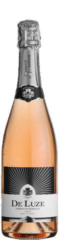 De Luze Crémant de Bordeaux - Brut Rosé 9999
