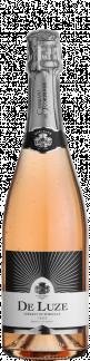 De Luze Crémant de Bordeaux - Brut Rosé
