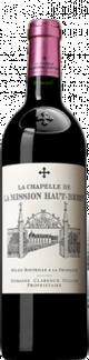 La Chapelle De La Mission Haut-Brion  2016
