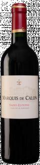 Le Marquis de Calon Ségur 2018